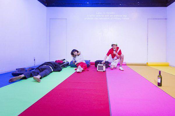 岡崎藝術座『+51 アビアシオン, サンボルハ』インドネシアツアー